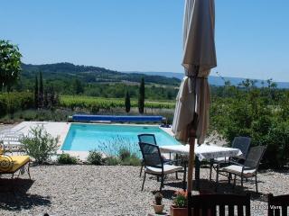 Villa St Lea, Roussillon