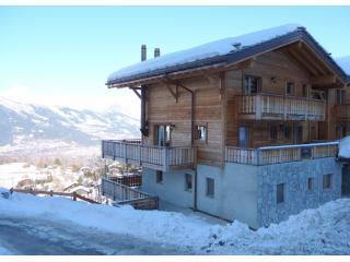 Luxuary chalet in 4 Valleys ski area, Switzerland, Nendaz
