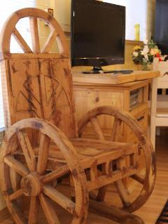 Guest House Wheel Chair