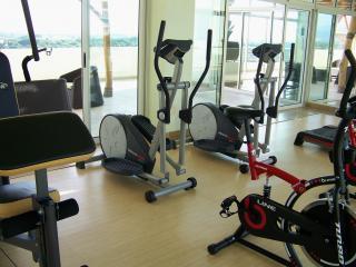 Nitta new gym