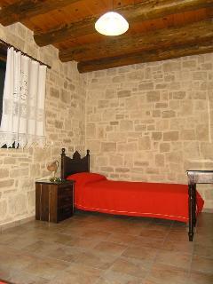 Villa Fouli - bedroom on the ground floor