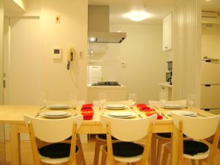 Elegant Shibuya(near Harajuku) 2BR Apt in luxury residential area