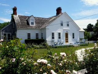Walk to Beach; 5 bedroom, 4 ba, Cape Cod Farmhouse, West Harwich
