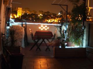 Ático tranquilo en Montjuïc, Barcelona
