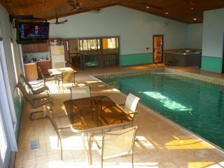 Indoor Heated Pool- Indoor Gym Sleeps 14-16   near Notre Dame