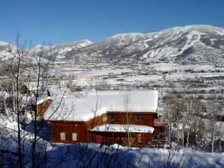 The Snowshoe Haus - Mtn Views, Wood Fireplace, Hot Tub, Pets Welcome, Steamboat Springs