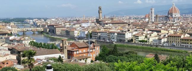 Florence - vue parnoramique