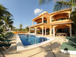 #1 Luxurious Beachfront Hacienda Caracol!!!