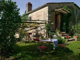 Casa del Fantino at Spannocchia Organic Farm