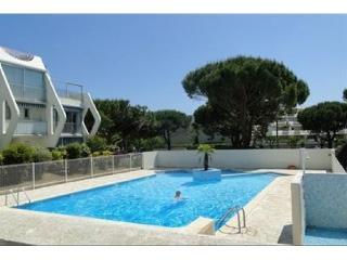 p2 cabine rdc terrasse 5 couchages piscine, La Grande-Motte