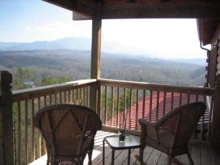 All About View - Amazing Cabin,  Free Wi-Fi!, Pigeon Forge