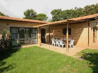 duplex villa nearby seaside  in  maremma, Capalbio