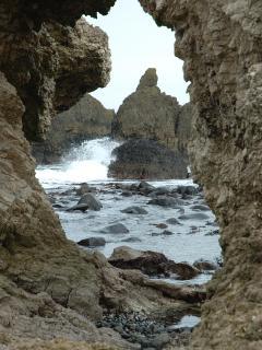 Rocks at Whitepark Bay