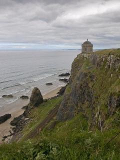 Mussenden Temple, Downhill, Castlerock