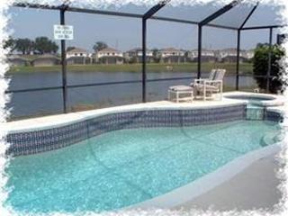 Sunset Vista Lakeside Villa 4BR with Pool and Spa, Kissimmee