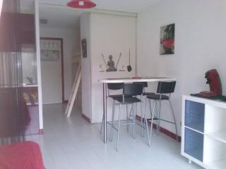 studio cabine  jardinet terrasse 2mn plage 4 pers, La Grande Motte