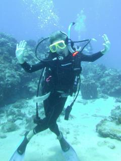 Scuba! We learned - so can you.