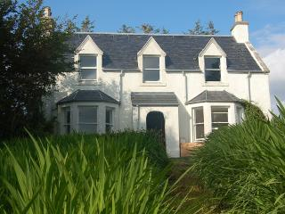 Self-catering house, Achiltibuie, great sea views