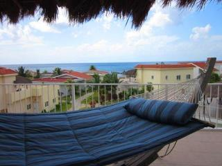 Amazing 3 bdrm Villa with Private beach & Pier!, Cozumel