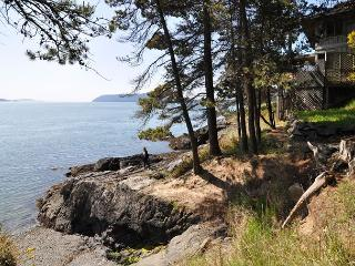 Waters Edge at Doe Bay on Orcas Island, Olga