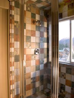 2-persom steam room