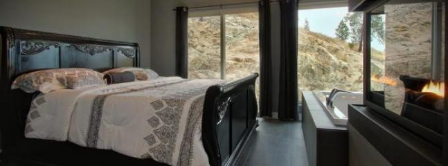 Okanagan Romantic Suite becoming popular as the latest honeymoon destination.