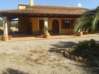 Casa Rural cerca Es Trenc piscina sin vecinos