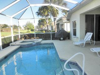Cape Coral Vacation Villa