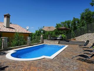Villa in Istra-Kozljak mit po, Plomin