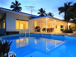THE PALMS RETREAT--3 Bdrm Spacious Villa and Pool, Rarotonga