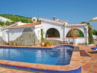 Beautiful Andalucian Moorish style villa - views, Málaga