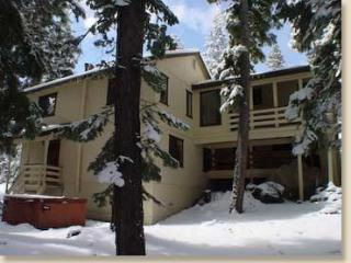 Tahoe Hideaway:Lake Tahoe,Beach,Casino,Hottub,Wifi