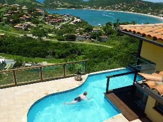 Luxury 5BR Home in Buzios with Ocean view from every bedroom, Búzios