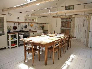 Cowshed stunning farmhouse kitchen