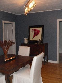 Formal (Not Stuffy) Dining Room