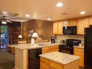 A well-appointed kitchen gives you a delightful space to prepare meals