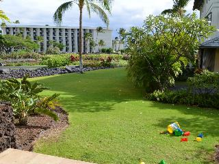 2-3 minutes walking distance to the Beach, Waikoloa