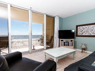 DP 302: 3RD FLOOR, BEACH FRONT, 2 BEDROOM, SLEEPS 6, FREE BEACH SERVICE, Fort Walton Beach