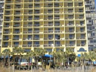 Direct Oceanfront at a great resort with balcony, upgrades galore!, Myrtle Beach