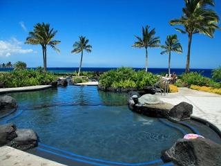 Newly Remodeled!  Gorgeous Ocean views!  9G, Waikoloa