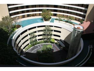 Private covered parking space close to the elevator ride up to your condo.