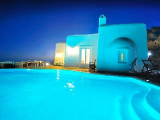 Blue Villas | Orion Villa | Absolute Privacy, Ciudad de Míkonos