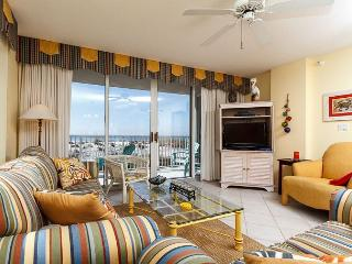 IP 200 - Spectacular waterfront 3BR/3BA condo, WiFi, FREE BEACH CHAIRS, Fort Walton Beach