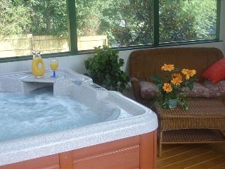 Willow Haven, Hot Tub, Close to Biltmore Estate and Sierra Nevada Brewery