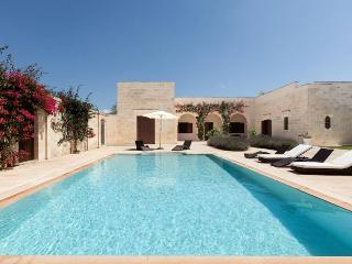 Luxury masseria set within a vast olive grove., Martano