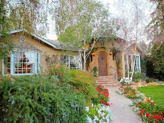 Enjoy beautiful Montecito home on 1/2 acre with pool, spa, & garden, Santa Barbara