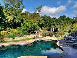 Majestic Montecito Retreat 2BR on 1/2 Half Acre w/ Private Pool, Spa & Garden