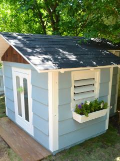 Custom playhouse