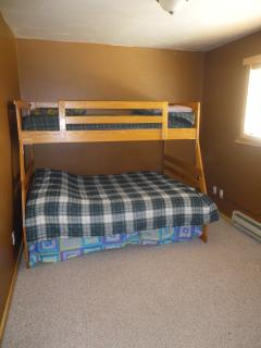 Your third bedroom, perfect for kiddos or extra guests!