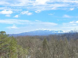 Misty Mountain View, Gatlinburg